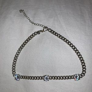 Jewelry - Fashion crystal necklace